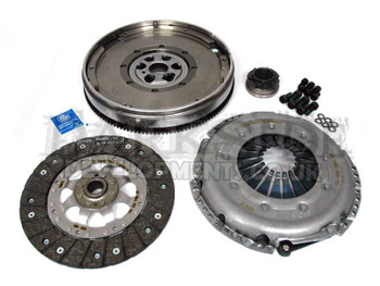 Sachs DMF and SRE Clutch Kit for VW Passat / Audi A4 1.9 TDI 5 Speed