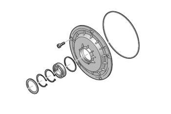 DL501 / DSG / S-Tronic Clutch Pack Fitting Kit