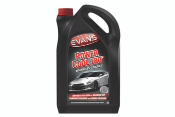 Evans Power Cool 180° - Waterless Engine Coolant for Performance Cars
