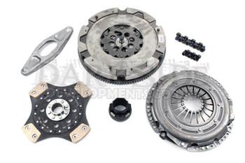 LuK Dual Mass Flywheel & Sachs SRE Clutch Kit for BMW E46 M57