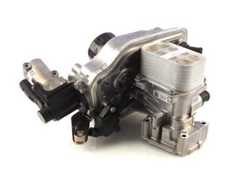 Genuine VW Transporter T5.1 2.0 TDI Bi-Turbo CFCA - Exhaust Gas Recirculation Valve (EGR) and Cooler - 03L 115 512 D / 03L115512D