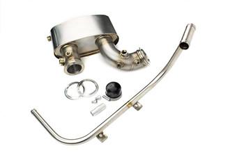 DPF Delete Downpipe and Low Pressure EGR Delete for 1.6 / 2.0 TDi CR Engine VW Golf Mk7 / Leon / Octavia / A3
