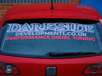 Darkside Developments Stickers