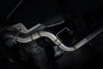 Secondary CAT Delete Pipe for Volkswagen Touareg 7P 3.0 TDI