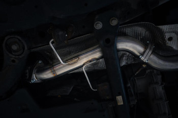 DPF Delete Pipe for Volkswagen Touareg 7P 3.0 TDI