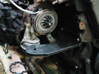 Darkside Custom VNT Rear Engine Mount for MK2 / MK3 Golf Platform