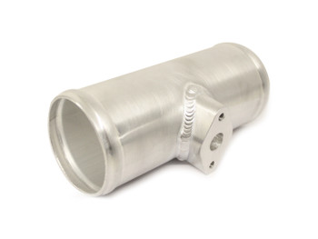 "Darkside 63mm (2.5"") Aluminium Pipe with MAP Sensor Boss"