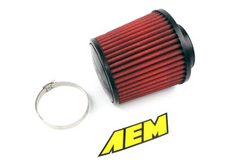 AEM Small DryFlow Air Filter