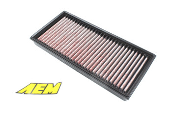 AEM DryFlow Panel Air Filter for VW Touareg / Audi Q7 2.5 / 3.0 TDI Engines