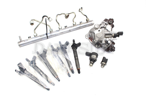 Used 550D BMW CP4 2 L93 Fuel Pump Upgrade, Injectors, Rail and Sensors for  6 Cylinder FXX Series