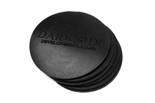Industrial Black / Dark Grey Rubber