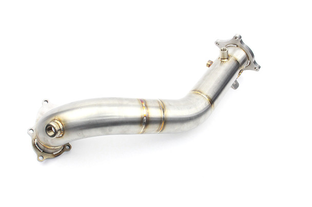 De-Cat Downpipe for Audi SQ5 / A6 / A7 3.0 Bi-Turbo TDi Engines