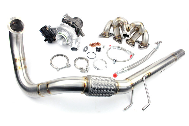 Darkside GTD1752VRK Ball Bearing Turbo Kit for 1.9 8v TDI Engines
