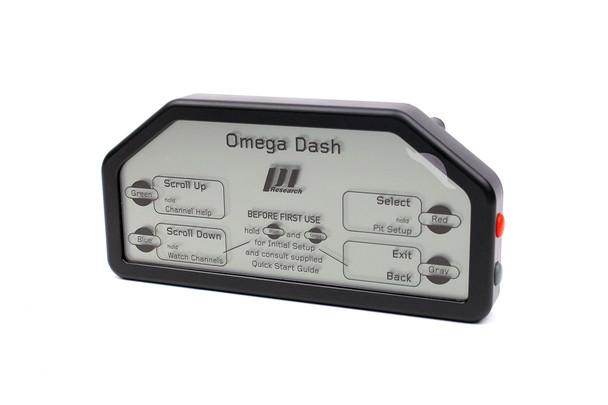 Cosworth / Pi Research Omega D4 Dash Data Logger