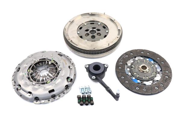 LUK 2.0 TDi 6 Speed 02Q Dual Mass Flywheel and Clutch Kit for Mk6 / Mk7 Platform