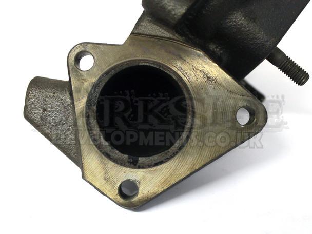 Rotated GTB1756VK Flange