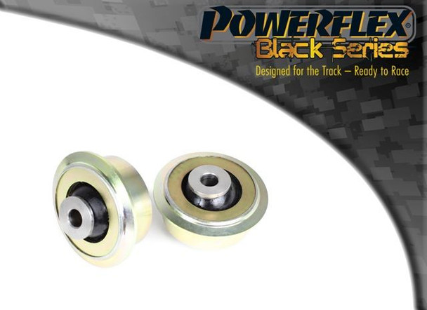 Front Wishbone Rear Bush, Caster Adjustable - 2 x PFF85-802GBLK