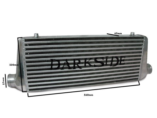 """Universal Front Mount Intercoolers (FMIC) with 57mm (2.25"""") Inlet / Outlet"""