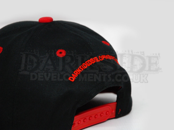 Darkside Developments Snapback Baseball Hat