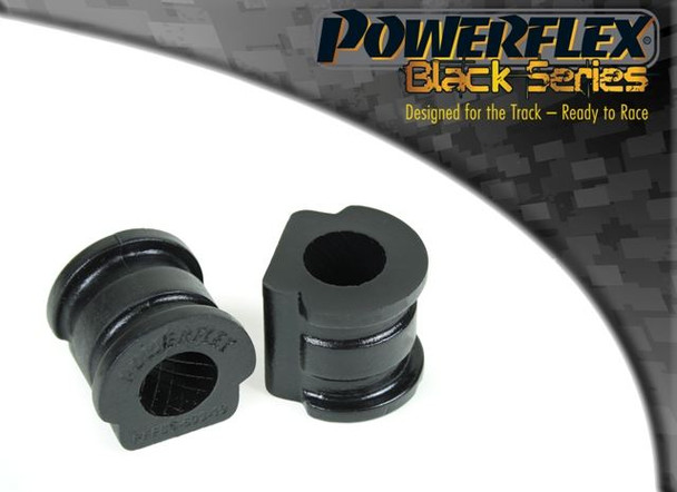 Front Anti Roll Bar Bush 19mm - 2 x PFF85-603-19BLK