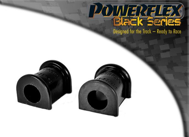 Rear Anti Roll Bar Mounting Bush 13mm - 2 x PFR5-308-13BLK - 7