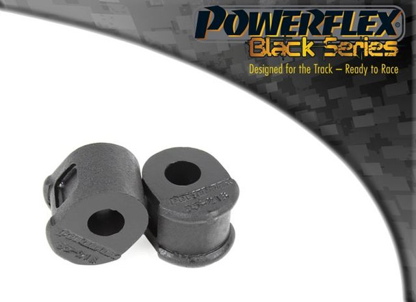 Front Anti Roll Bar Inner Mount - 15mm - 2 x PFF85-216BLK