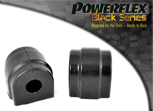 Front Anti Roll Bar Bush 23.5mm - 2 x PFF5-4602-23.5BLK