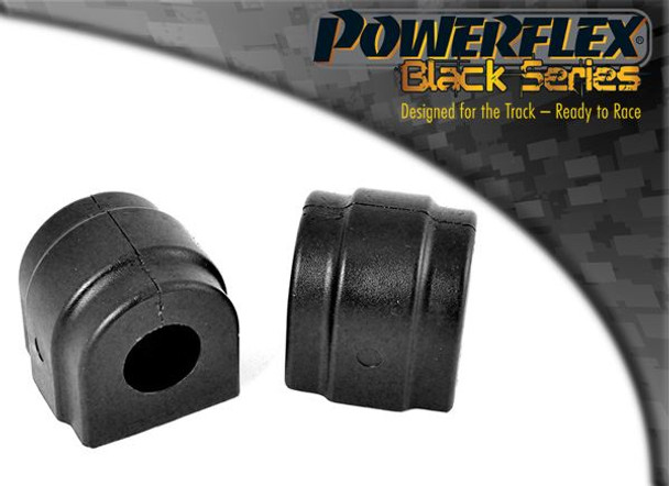 Front Anti Roll Bar Bush 25mm - 2 x PFF5-4602-25BLK - 2