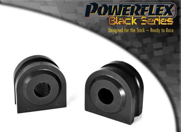 Front Anti Roll Bar Mount 25mm - 2 x PFF5-703-25BLK
