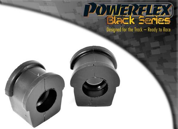 Front Anti Roll Bar To Control Arm Bush - 21.5mm - 2 x PFF3-106-21.5BLK