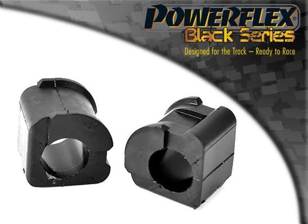 Front Anti Roll Bar Mount 18mm - 2 x PFF85-205BLK