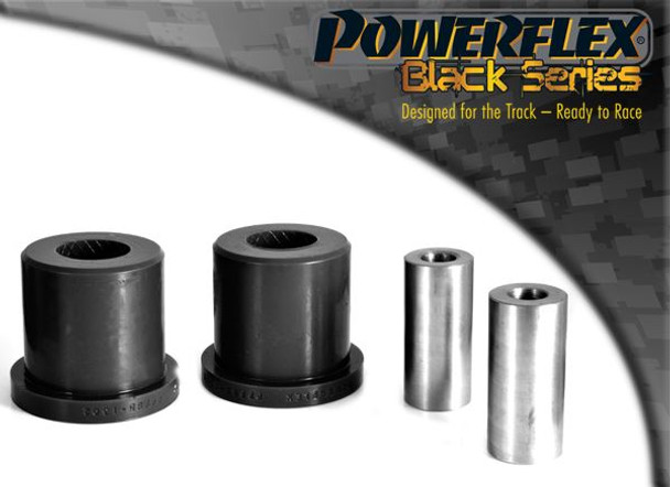 Front Arm Rear Bush - 2 x PFF85-1302BLK