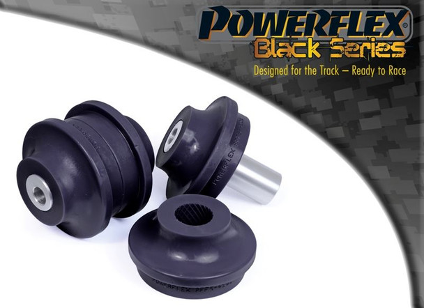 Front Radius Arm To Chassis Bush - 2 x PFF5-4101BLK