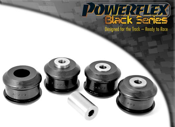 Front Upper Arm To Chassis Bush - 4 x PFF3-203BLK