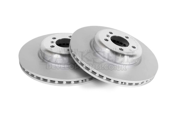 ATE 370mm Front Brake Discs for F Series M Sport Calipers