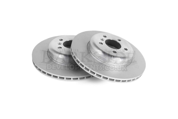 ATE 345mm Rear Brake Discs for F Series M Sport Calipers