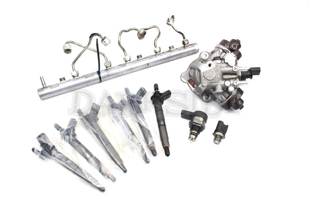 Used 550D BMW CP4.2 L93 Fuel Pump Upgrade, Injectors, Rail and Sensors for 6 Cylinder FXX Series