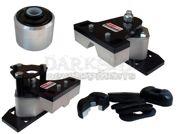 Vibra Technics Competition Engine and Gearbox Mounts for Golf Mk4 /  Bora / A3 / Leon / Octavia