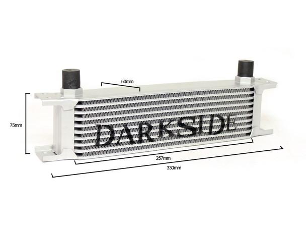Darkside Universal Front Mounted Engine Oil Cooler Kit for 2.7 / 3.0 TDI Engines