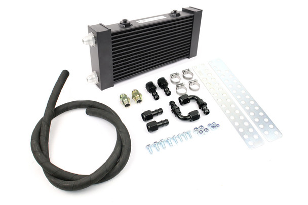 Darkside High Pressure Front Mounted S-Tronic Gearbox Oil Cooler Kit