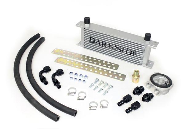 Darkside Universal Front Mounted Engine Oil Cooler Kit