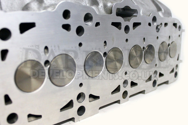 Ported Cylinder Head Building Service