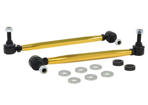 Whiteline Heavy Duty Adjustable Front Anti-Roll Bar Drop Links for MK5 / MK6 / MK7 Platform Vehicles