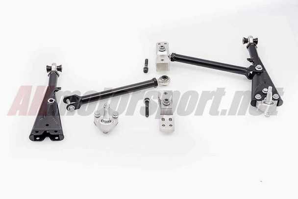 Verkline Adjustable Tubular Front Wishbones with Race Ball Joints - MK5 / MK6 Platform