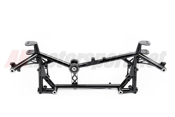 Verkline Tubular Front Subframe with 20mm Higher Steering Rack - MK5 / MK6 Platform