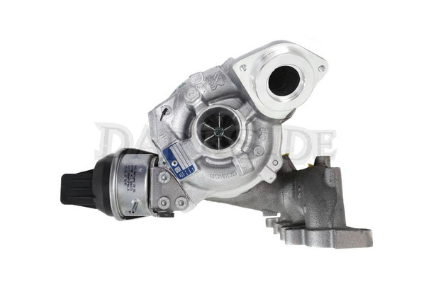 1.6 TDi Common Rail 165-175hp Borg-Warner / KKK Turbo Upgrade
