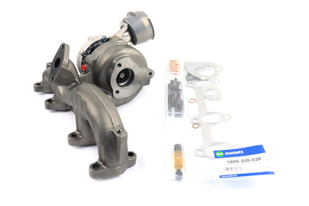 GT1749V Turbocharger for 1.9 TDi VW Golf Mk4 90 / 100 / 110 /115