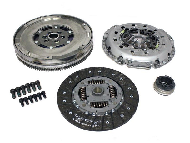 Audi A4 / A6 B7 Platform LuK Dual Mass Flywheel & Clutch Kit for 2.7 / 3.0 TDI Engines