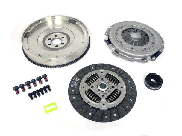 Valeo Single Mass Flywheel (SMF) & Clutch Kit for Audi A4 / VW Passat 5 Speed AJM / AWX