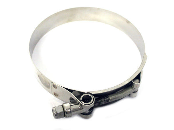 Stainless T-Bolt Clamps